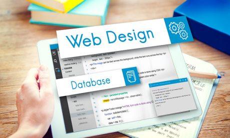 ICSA web designing